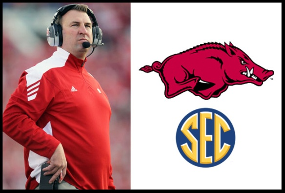Bret Bielema: Good-Bye Big Ten Hello SEC