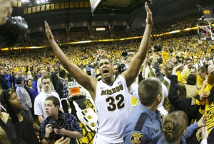Don't Miss the Show: Big Day for College Hoops